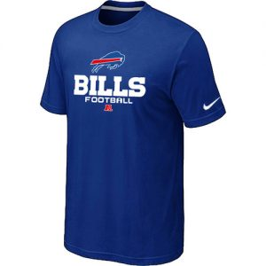 Nike Buffalo Bills Critical Victory NFL T-Shirt - Blue